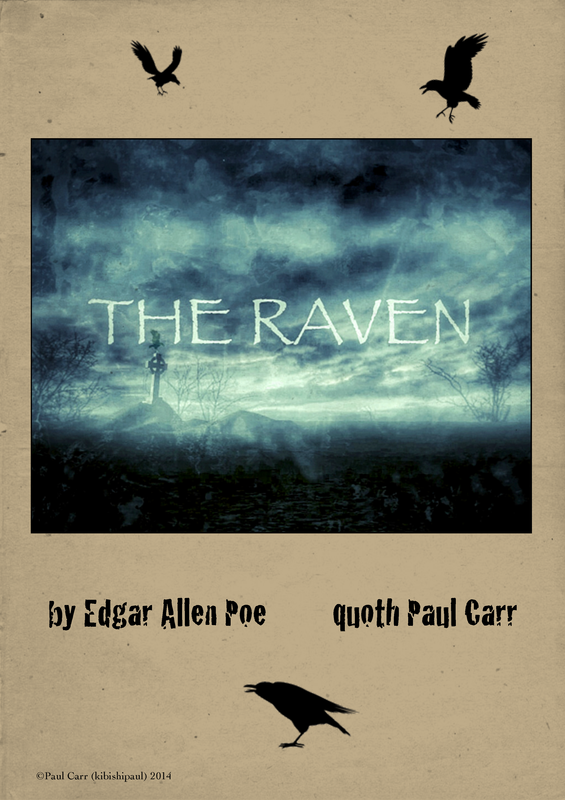 the meanings of edgar allan poes the raven Edgar allan poe: storyteller p seven stories adapted from edgar allan poe p a ladder edition at the 4,000-word level p.